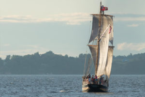 Tall Ship St. Lawrence II