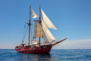 Tall Ship Atyla
