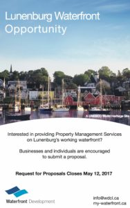 Lunenburg Waterfront Opportunity Brochure