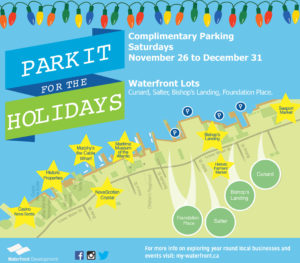 Park it for the Holidays Poster