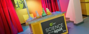 Science on the spot at the Discovery Centre