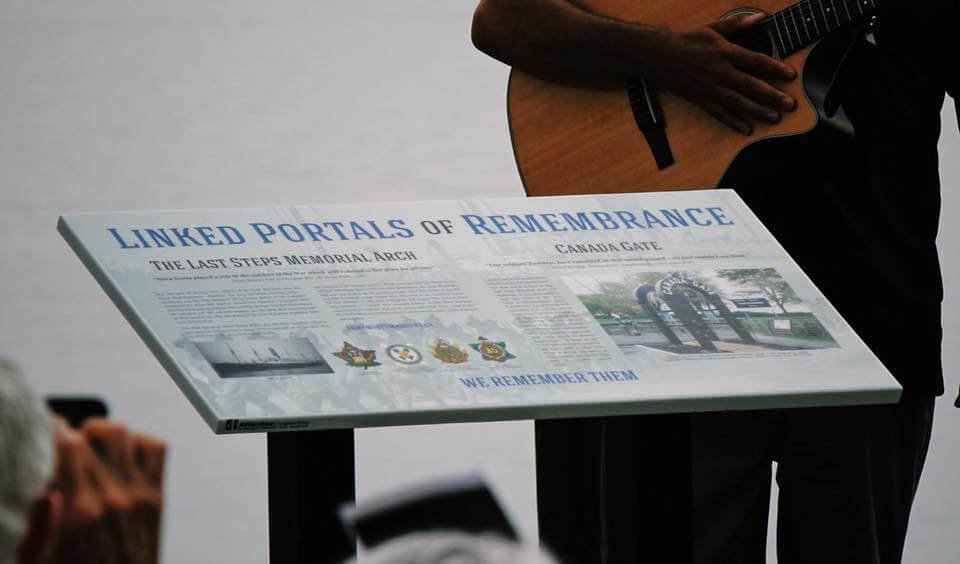 Newspaper of Linked Portals of Remembrance