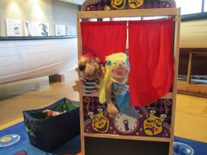 Puppet Theatre at the Discovery Centre
