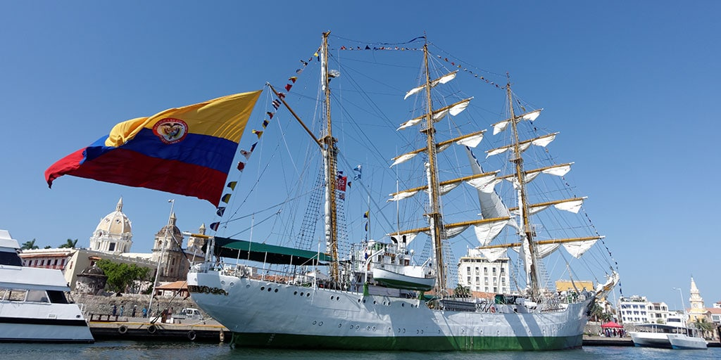 Tall Ship Gloria