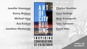 Art of City Building Poster